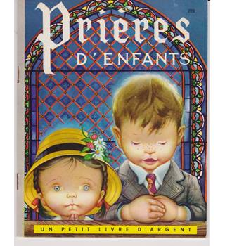 Prieres d'Enfants (in French)