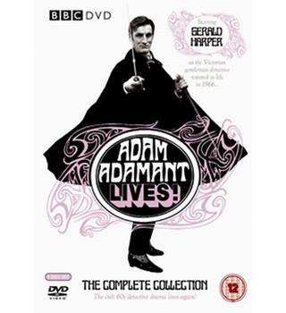 Adam Adamant Lives! - The Complete Collection (5 Disc Box Set)