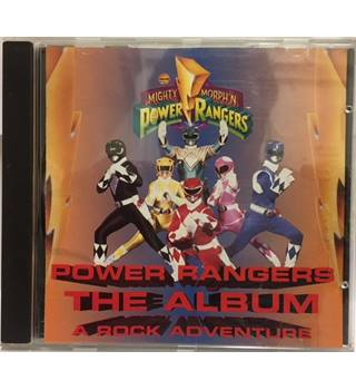 Mighty Morphin Power Rangers the Album: A Rock Adventure Power Rangers