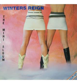 The Mini Album (Signed Inner Sleeve) Winter`s Reign - Q 101