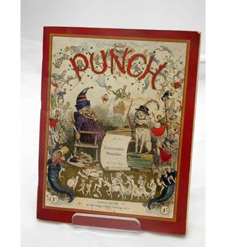 Punch Coronation Number 1937