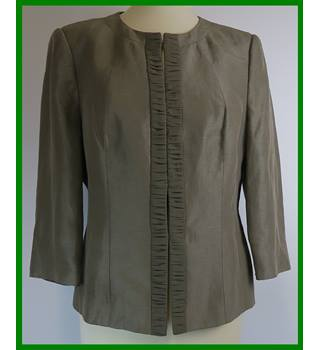 Fenn Wright Manson - Size: 12 - Brown - Jacket
