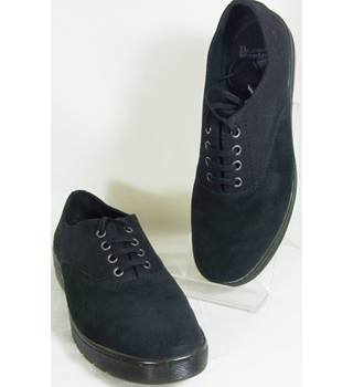 BNWOT Dr Martens - Size:8 - Black - Canvas Lace-up Shoes