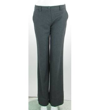 "Ted Baker - Size: 30"" S - Grey - Trousers"