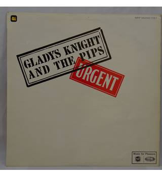 Gladys Knight and The Pips - MFP 1187