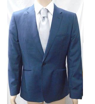 Ted Baker - Size: 38R Blue Jacket