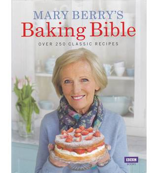 Mary Berry's Baking Bible - Signed Copy