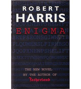 Enigma - Robert Harris - Signed Copy