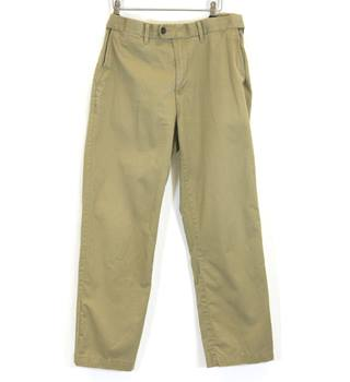 "M&S Marks & Spencer - Size: 34"" - Beige - Chinos"