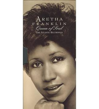 Aretha Franklin Queen of Soul: The Atlantic Recordings
