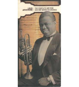 The Complete Hot Five and Hot Seven Recordings - Box Set Louis Armstrong