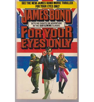For Your Eyes Only (first Jove edition)