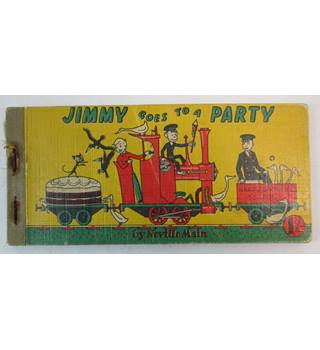 Jimmy Goes to a Party