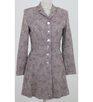 Pied a terre - Size: 8 - Dusky Pink - Coat