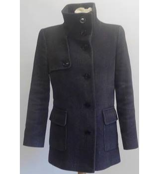 Paul Costelloe Dressage - Size 10 - Brown herringbone pattern coat