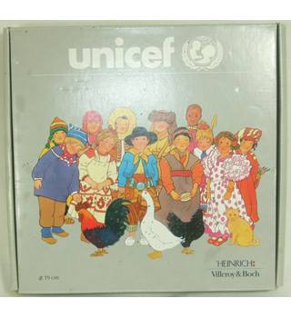 Villeroy & Boch - UNICEF - Our Children - No11/5 Afghanistan Plate