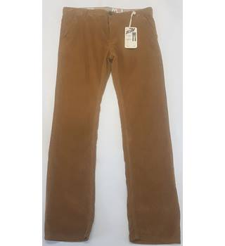"BNWT Next size 38"" brown trousers"