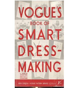 Vogue's Book of Smart Dressmaking