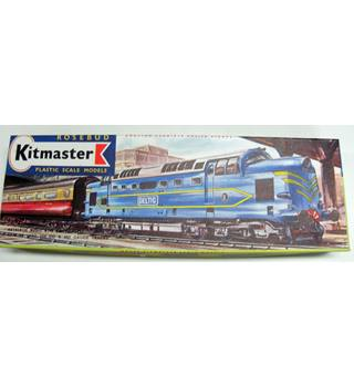 Kitmaster- English Electric Deltic Diesel. No. 10 Model Railway