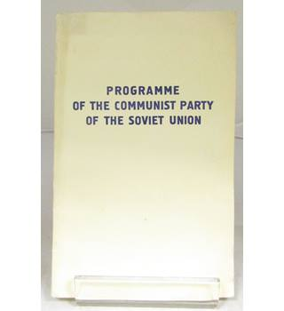 Programme of the Communist Party of the Soviet Union