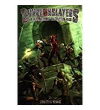 Dungeonslayers - An Old-Fashioned Role-Playing Game