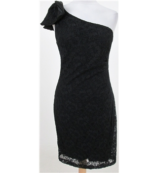 Oasis size: M black cocktail dress
