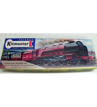 Kitmaster- Duchess of Gloucester Coronation. No. 4 Model Railway