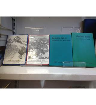 Alpine Guides Collection - 4 Books