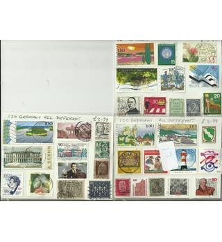 360 germany stamps Multi-coloured