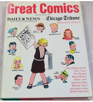 Great Comics - Syndicated by the Daily News - Chicago Tribune