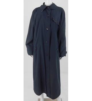Unbranded Size 18 Navy Blue Coat