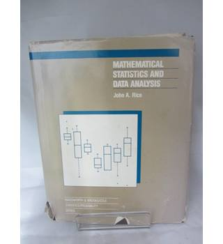 Mathematical Statistics and data Analysis by John A . Rice