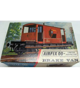 Airfix-00- Brake Van- No. R4
