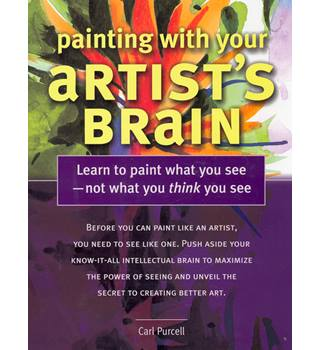 Painting with your artist's brain