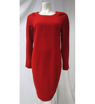 Next Size 12 Red Dress Next - Size: 12 - Red