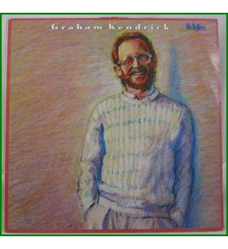 Graham Kendrick - We Believe - SSR 8131