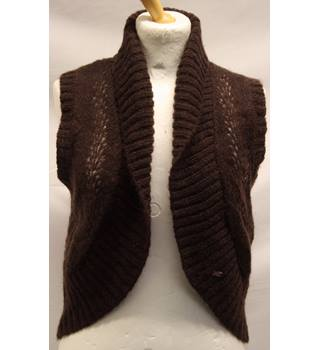 Ted Baker - Size: 10 - Brown - Shrug