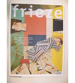 Frieze No. 1862 October 2016