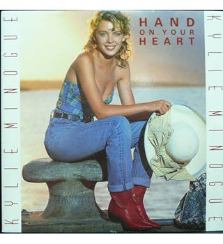 Hand On Your Heart - Kylie Minogue - 35