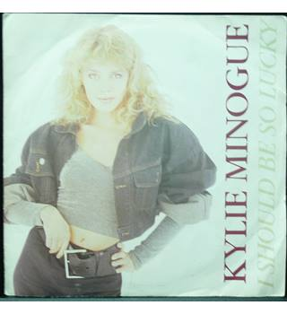 I Should Be So Lucky Kylie Minogue - PWL 8