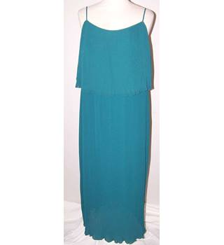 M&S Collection Marks & Spencer - Size: 18 - Green - Occasion dress
