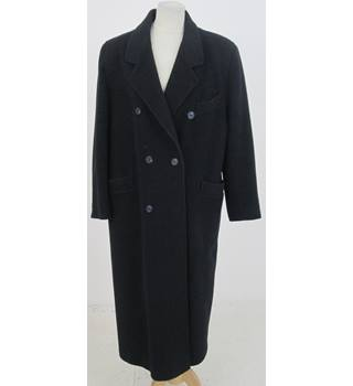 Admyra Size:12 navy-blue winter coat
