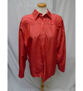 Silk Blouse by Patra size 14