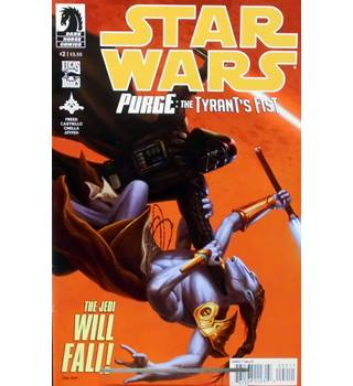 Star Wars : Purge The Tyrant's Fist #2 - January 2013