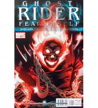 Ghost Rider : Fear Itself #1 - September 2011