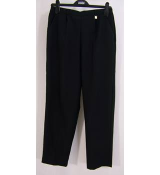 CLASSIC - Size: 12 - Black - Trousers