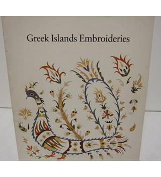 Greek Island Embroideries