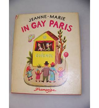 Jeanne-Marie In Gay Paris