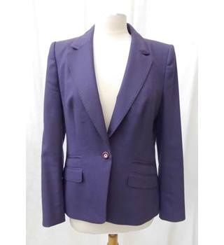Ted Baker - Size: 14 - Purple - Jacket