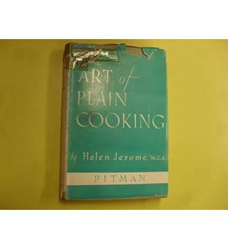 The Art of Plain Cooking
